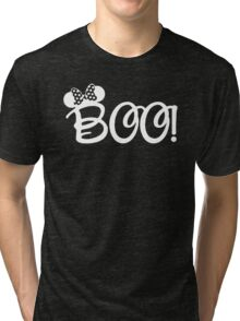 Minnie Boo Not-So-Scary Halloween Party Tri-blend T-Shirt