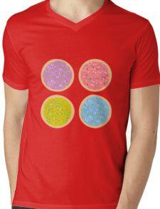 Yummy Cookies Mens V-Neck T-Shirt