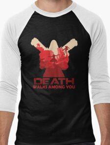 OVERWATCH REAPER Men's Baseball ¾ T-Shirt