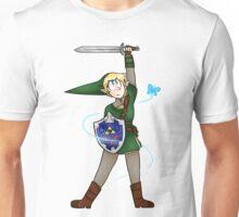 Link and Navi Unisex T-Shirt