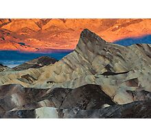 Sunrise at Manly Beacon Photographic Print
