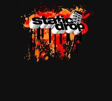 Static Drop 3D (2) Unisex T-Shirt