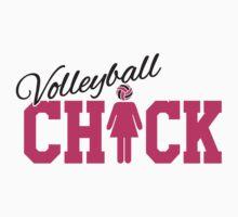 Volleyball Chick by nektarinchen