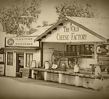 Old Cheese Factory, Balingup, Western Australia by Elaine Teague