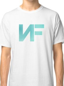 NF - Turquoise Color Classic T-Shirt