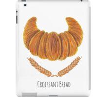 The Croissant Bread iPad Case/Skin