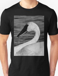 Trumpeter Swan Unisex T-Shirt