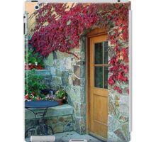 """The Kitchen Door"" iPad Case/Skin"