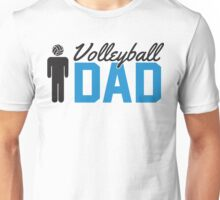 Volleyball Dad Unisex T-Shirt