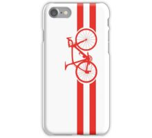 Bike Stripes Austria iPhone Case/Skin
