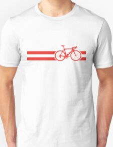 Bike Stripes Austria T-Shirt