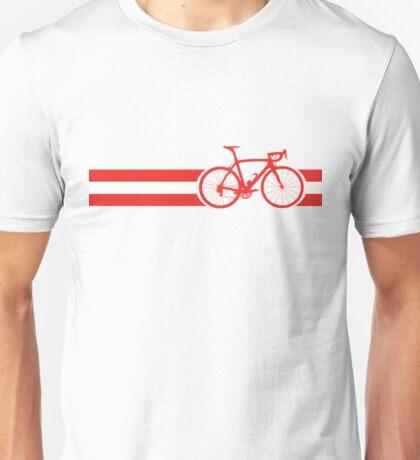 Bike Stripes Austria Unisex T-Shirt