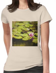 Spot of Pink Womens Fitted T-Shirt