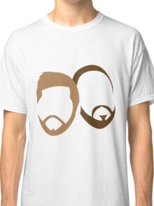 Adam and Bruce's Beards Classic T-Shirt