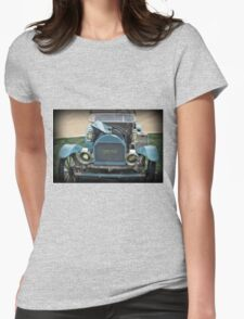 1909 Brush Womens Fitted T-Shirt