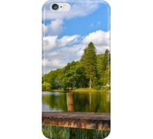 Loch Ard,Kinlochard,The Trossachs,Scotland iPhone Case/Skin