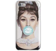 Audrey Hepburn II iPhone Case/Skin