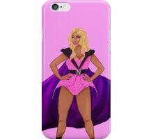 Pop culture superheroines / Nicki Minaj iPhone Case/Skin