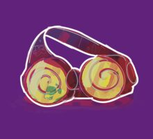 Jack spicer's glasses t shirt by Cheapcookiez