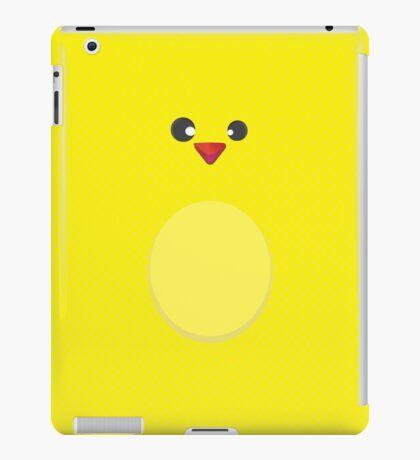 Hug a chick iPad Case/Skin