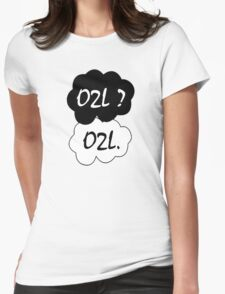 O2L 1 Womens Fitted T-Shirt