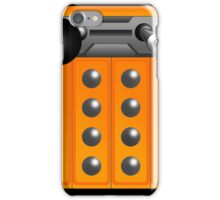 Scientist Dalek Mug iPhone Case/Skin