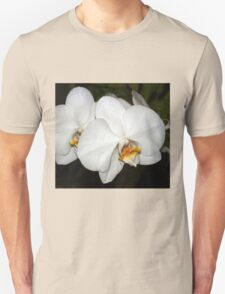 White orchids tee T-Shirt