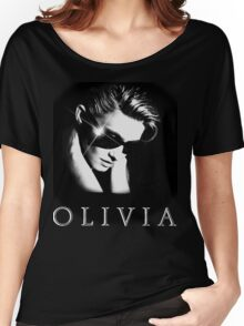 Olivia Newton-John - 1980's - Two Of A Kind Women's Relaxed Fit T-Shirt