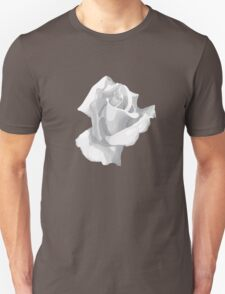 Flowers Gray - Beauty Two T-Shirt