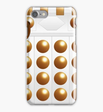 Imperial Dalek Mug iPhone Case/Skin