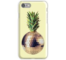 Ananas party (pineapple) iPhone Case/Skin
