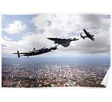 Avro Birds Poster