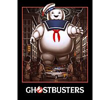 ghostbuster Photographic Print