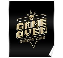 Game Over (Classic) Poster