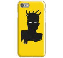 "Basquiat ""Self Portrait"" iPhone Case/Skin"
