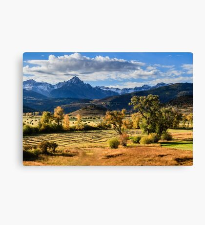 Ralph Lauren Ranch Canvas Print