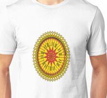 النار والذهب (Fire And Gold)  Unisex T-Shirt