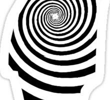 Hitchcock Vertigo Sticker