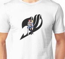 Fariy Tail Anime Erza & Lucy  [Black] Unisex T-Shirt