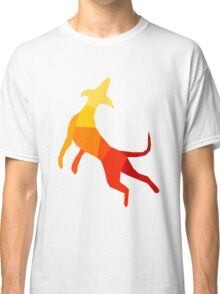 Abstract dog Classic T-Shirt