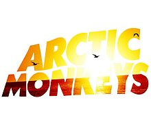 Arctic Monkeys Logo by LongLuke
