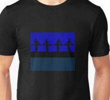 PIXEL8 | Power Station | Blue Stage Unisex T-Shirt