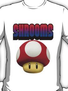 Super Mario Shrooms T-Shirt