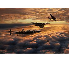 The Bomber Age  Photographic Print