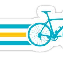 Bike Stripes Kazakhstan v2 Sticker