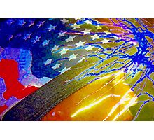 American beauty, through celebration and sorrow Photographic Print