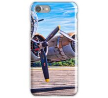 Flying History iPhone Case/Skin