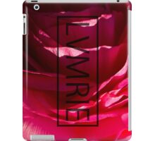 /LVMRIE PINK FLOWER/ iPad Case/Skin