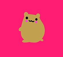 Shoujo Hamster by clearspace80