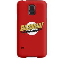 Bazinga! Samsung Galaxy Case/Skin